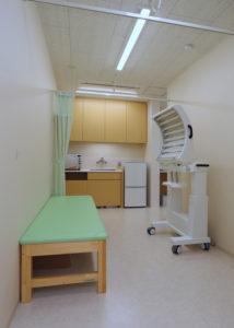処置治療室